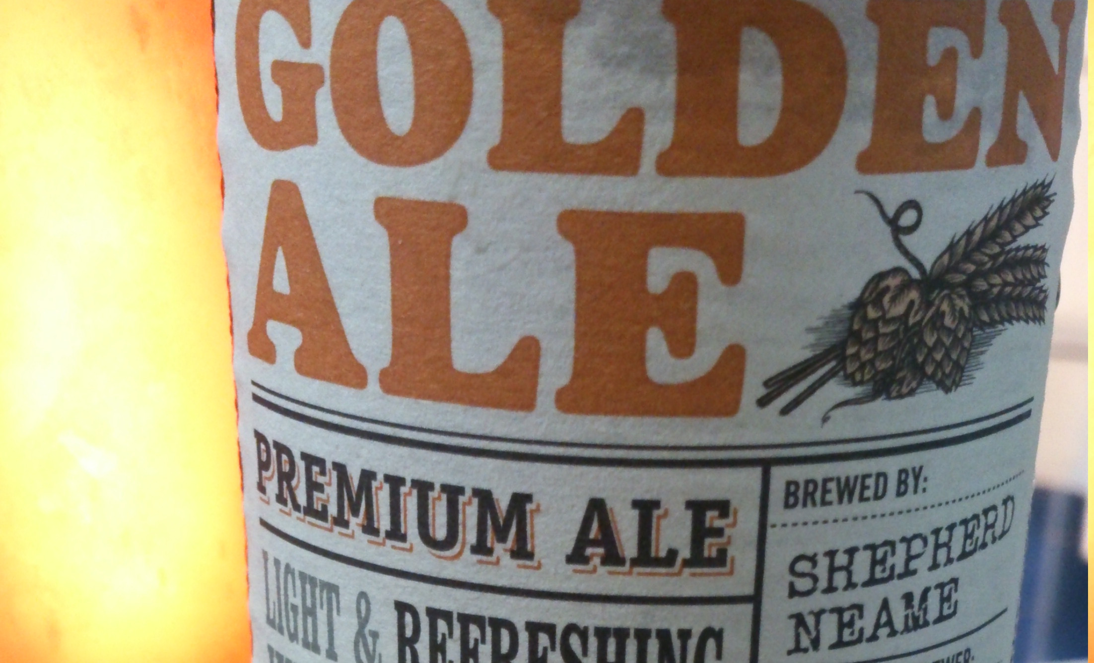 Shepherd Neame Walmart Golden Ale