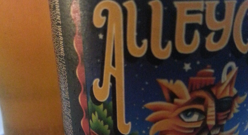 Alleycat amber ale