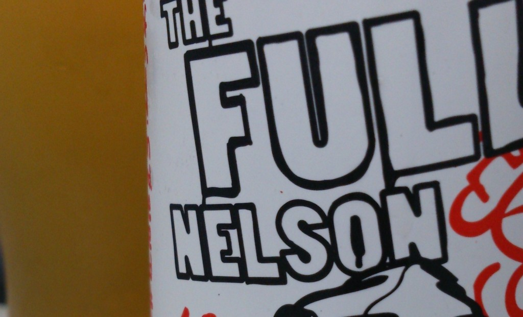 Tiny Rebel Full Nelson